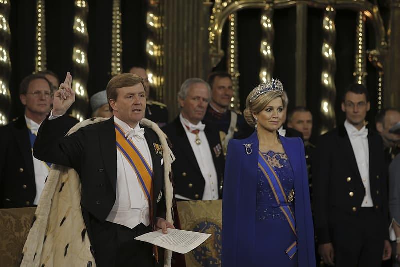 荷蘭國王 Willem Alexander