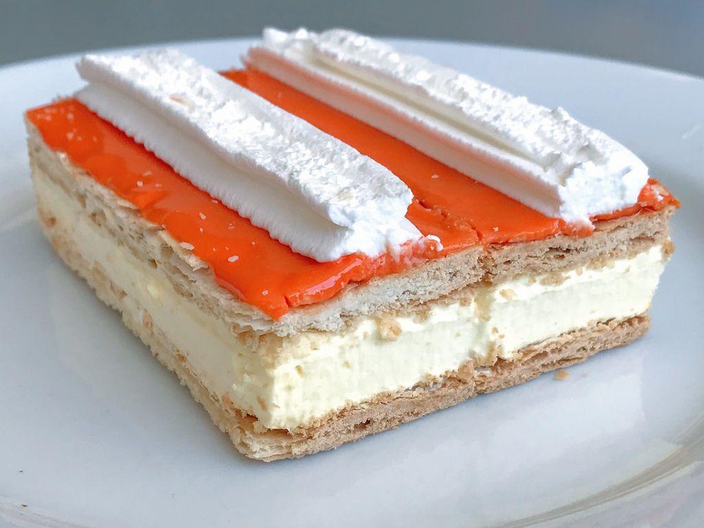 Tompouce 拿破崙蛋糕