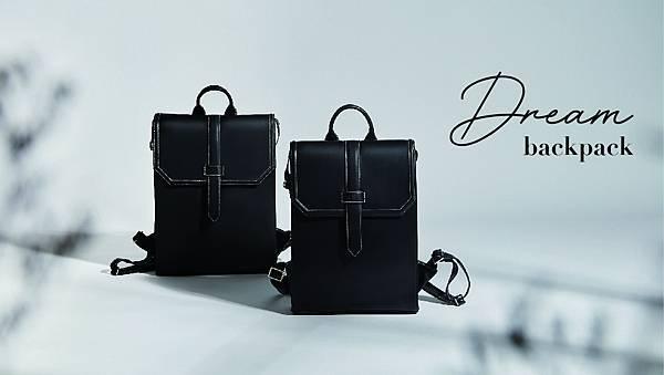 Dream Backpack 素食皮革背包
