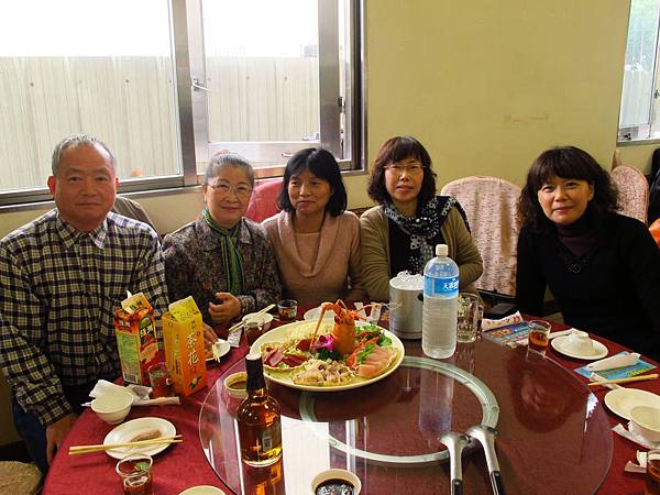 左起-王鴻謀(日本航空)、林淑娟、袁秀美、 陳慧如.JPG