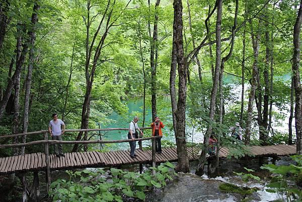 Croatia, Plitvice N. P.-120608-050-上湖區