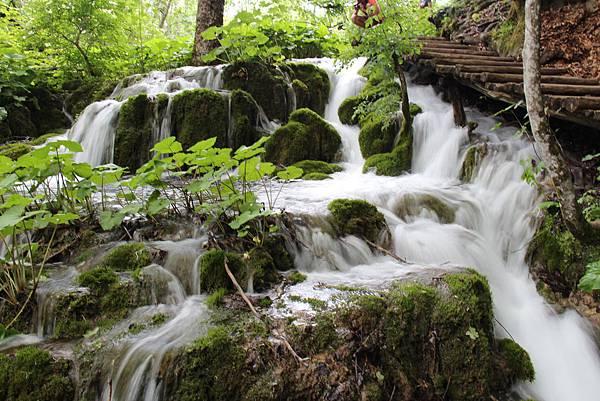 Croatia, Plitvice N. P.-120608-051-上湖區