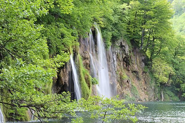 Croatia, Plitvice N. P.-120608-068-上湖區