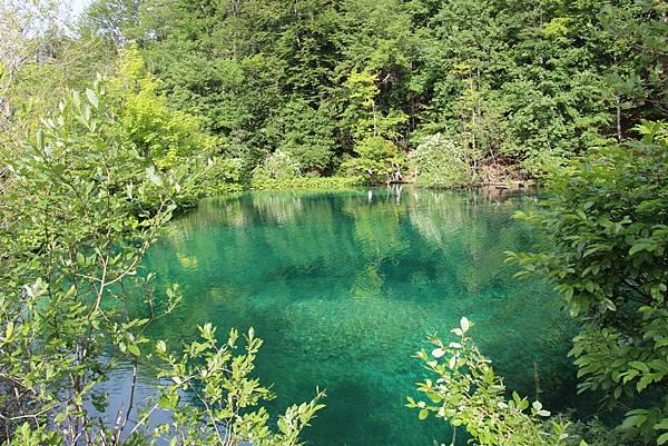 Croatia, Plitvice N. P.-120608-117-上湖區