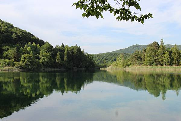 Croatia, Plitvice N. P.-120608-139-上湖區