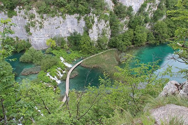 Croatia, Plitvice N. P.-120609-018-下湖區