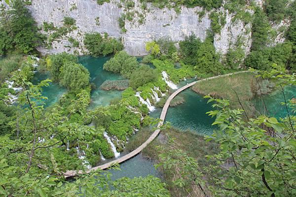 Croatia, Plitvice N. P.-120609-020-下湖區