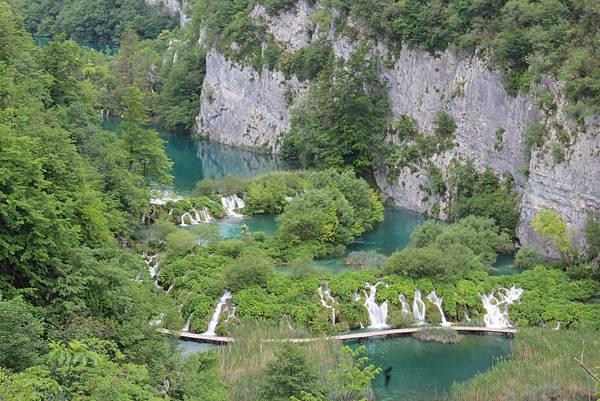Croatia, Plitvice N. P.-120609-032-下湖區