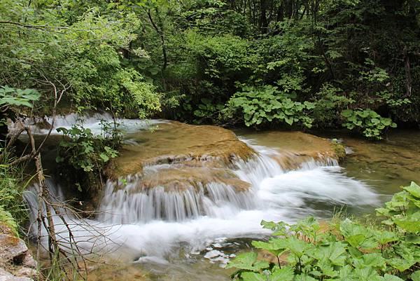 Croatia, Plitvice N. P.-120609-056-下湖區