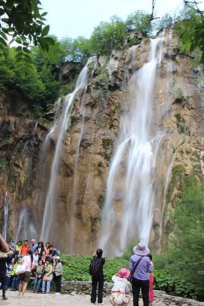 Croatia, Plitvice N. P.-120609-065-下湖區