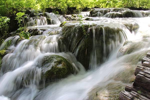 Croatia, Plitvice N. P.-120609-081-下湖區