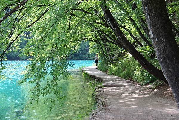 Croatia, Plitvice N. P.-120609-089-下湖區