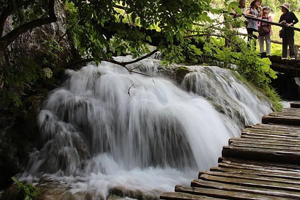 Croatia, Plitvice N. P.-120609-118-下湖區