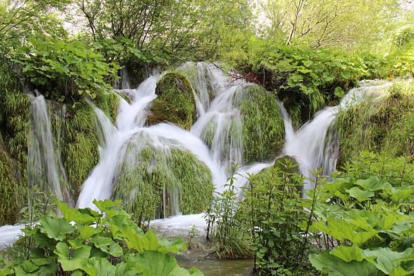 Croatia, Plitvice N. P.-120609-121-下湖區