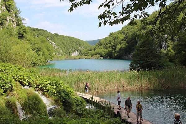 Croatia, Plitvice N. P.-120609-123-下湖區