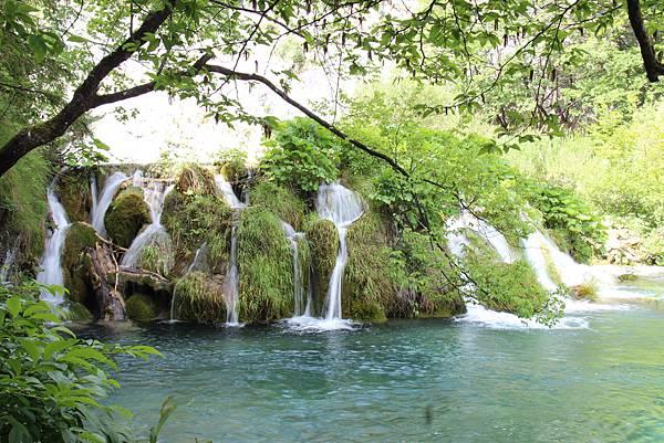 Croatia, Plitvice N. P.-120609-125-下湖區