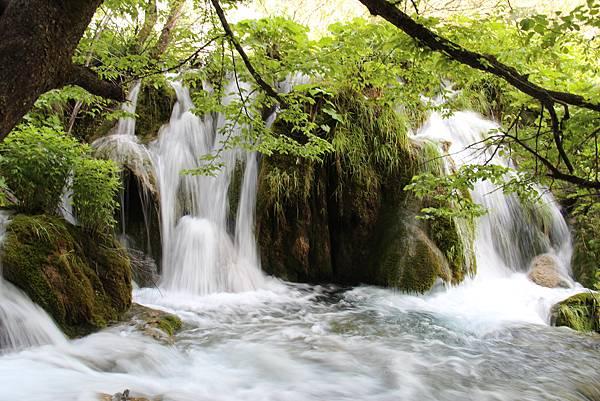 Croatia, Plitvice N. P.-120609-153-下湖區