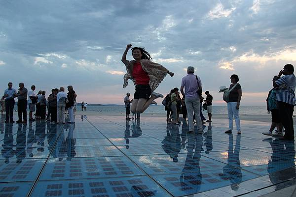 Croatia, Zadar-120609-167-城市光廊