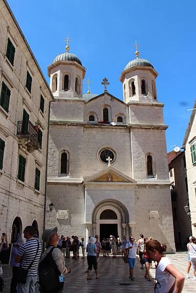 Montenegro, Kotor-120614-043-聖尼古拉斯教堂