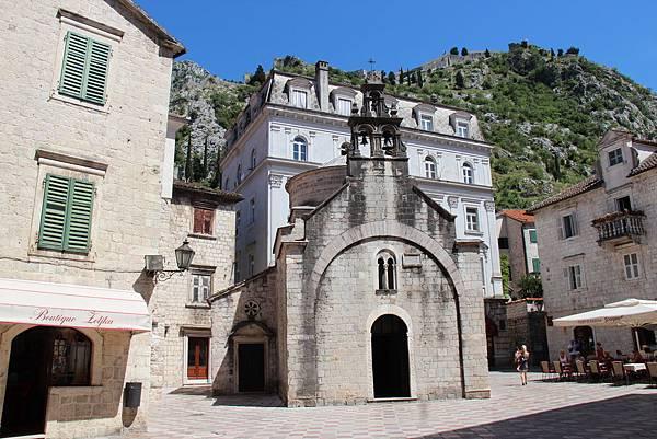 Montenegro, Kotor-120614-051-聖盧卡斯教堂
