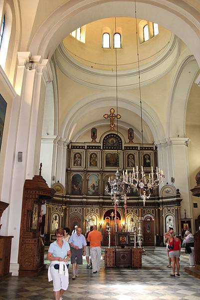 Montenegro, Kotor-120614-052-聖盧卡斯教堂