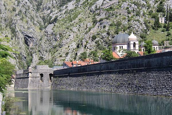 Montenegro, Kotor-120614-063-城牆