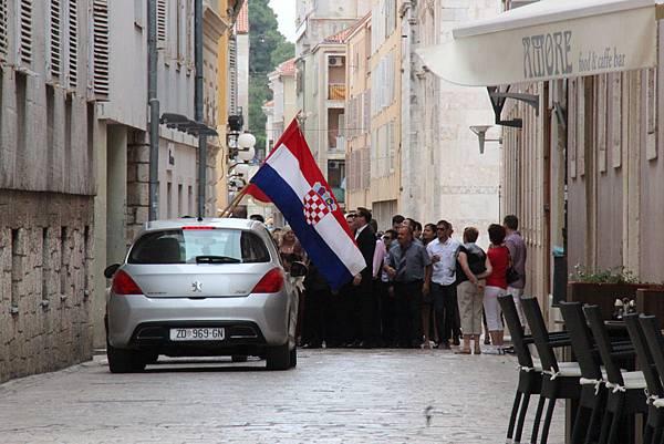 Croatia, Zadar-120609-019-婚禮