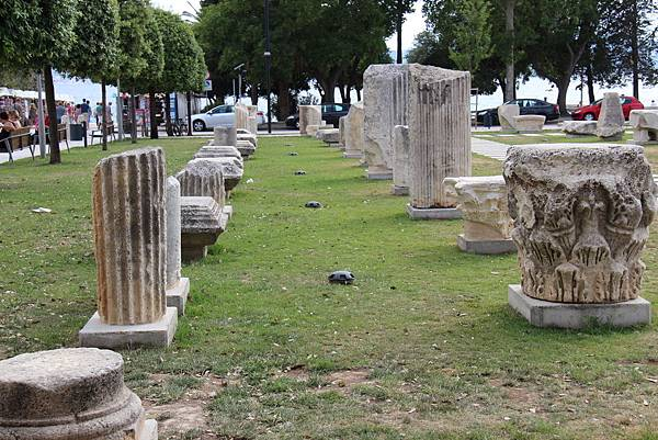 Croatia, Zadar-120609-061-Roman Forum