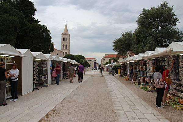 Croatia, Zadar-120609-096-小市集