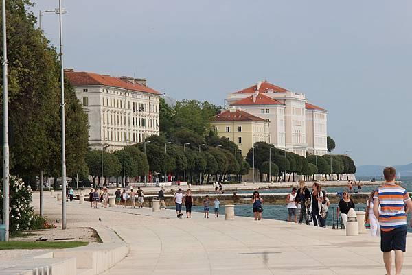 Croatia, Zadar-120609-036-大學