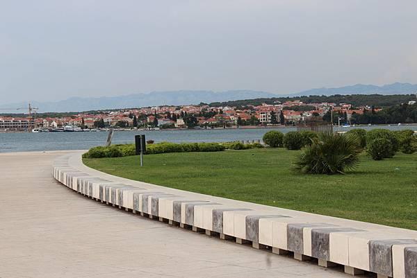 Croatia, Zadar-120609-037-琴鍵裝飾