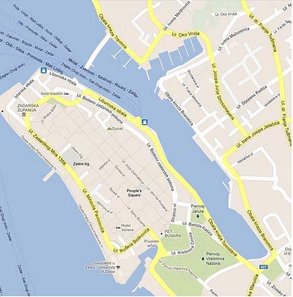 Zadar_Google