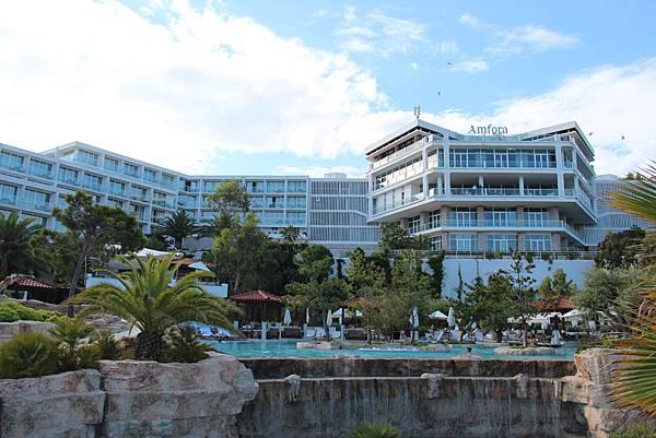 Croatia, Hvar-120611-213-Hotel Amfora