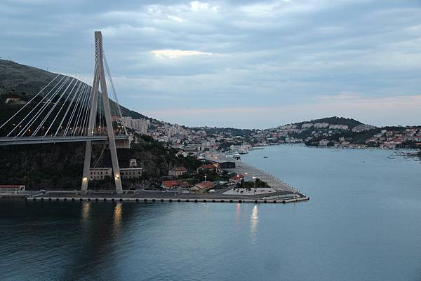 Croatia, Dubrovnik-120612-002-郵輪、遊艇碼頭