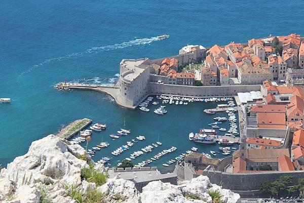 Croatia, Dubrovnik-120613-106-舊港口