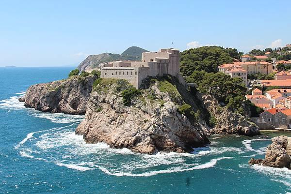 Croatia, Dubrovnik-120613-206-羅倫斯碉堡