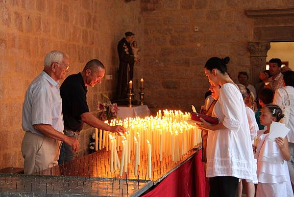 Croatia, Dubrovnik-120613-328-法蘭西斯修道院