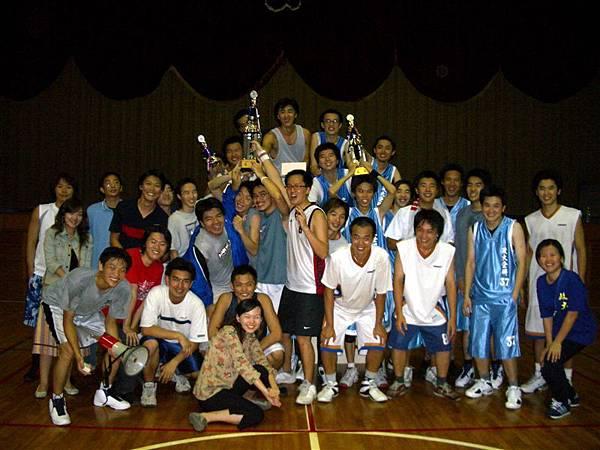 研究所籃球比賽