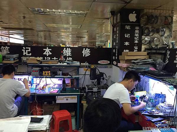 中國iphone維修