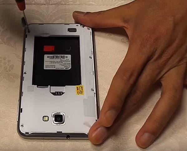 過去手機修復