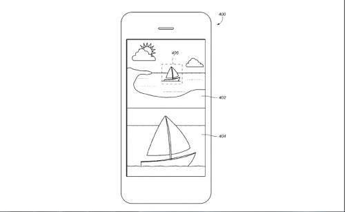 iphone相機專利