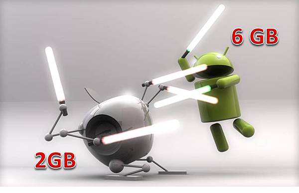 6gb android