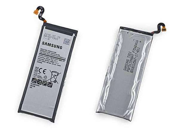 note7電池圖