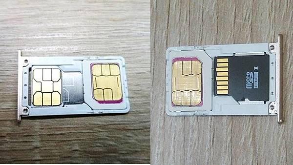 雙卡雙待記憶卡