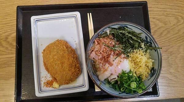 成田機場餐廳烏龍麵