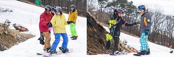 滑雪教學1