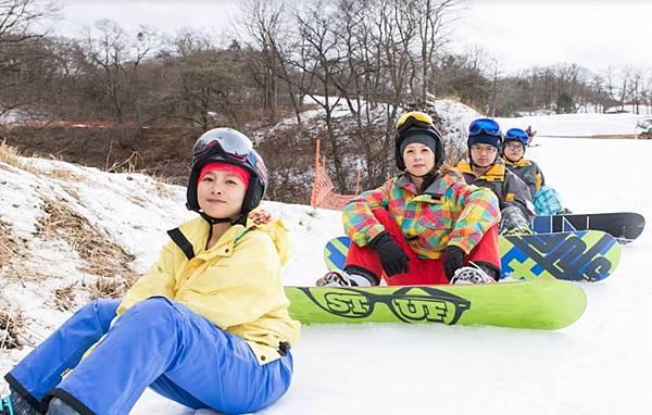 滑雪教學3