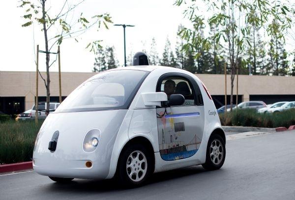 google自駕車