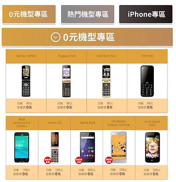 2G CHT 手機