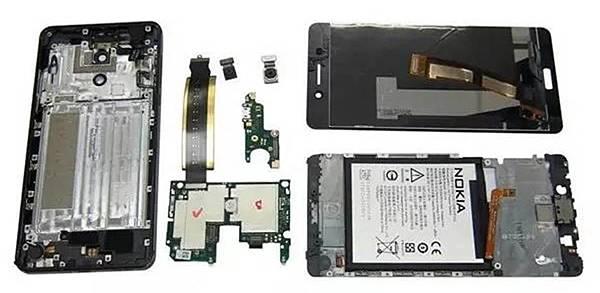 Nokia拆解